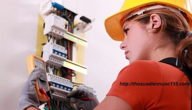 sửa chữa, lắp đặt điện nước tại phường Lĩnh Nam phục vụ chu đáo.