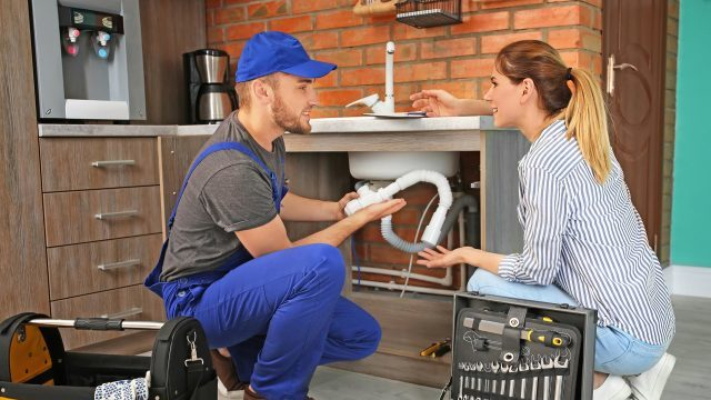 Dịch vụ sửa chữa điện nước tại nhà giá rẻ nhất Hà Nội
