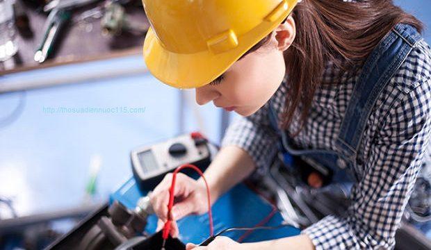 sửa chữa điện nước tại phường Kim Mã gọi O934.561.156