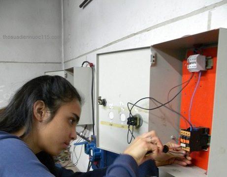 Dịch vụ sửa chữa điện nước tại phường Láng Thượng
