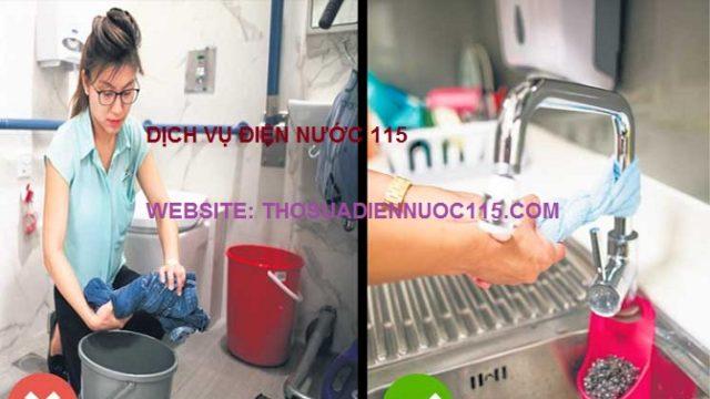Cần tìm dịch vụ sửa chữa điện nước tại phường Biên Giang uy tín