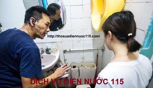 thợ sửa chữa điện nước tại phường Khương Thượng có 1 – O – 2