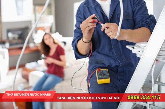 Tìm thợ sửa chữa điện nước tại phường Trung Tự 0968344115