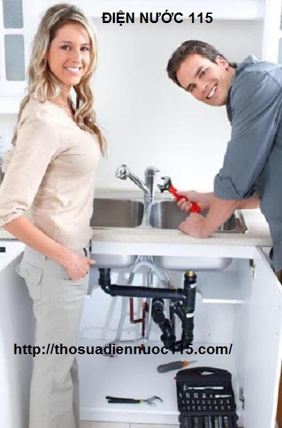 sửa chữa điện nước ở Cống Vị