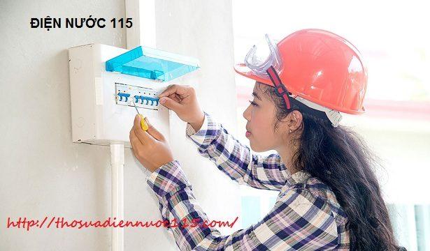 Dịch vụ sửa chữa điện nước tại phường Giảng Võ ALO O934.561.156