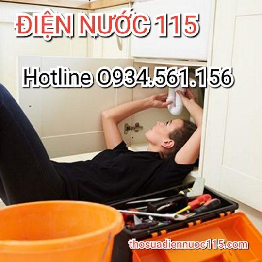 Thợ sửa chữa điện nước tại phường Ngọc Hà gọi 0968.344.115